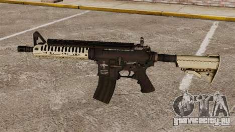 Автоматический карабин М4 VLTOR v3 для GTA 4 третий скриншот