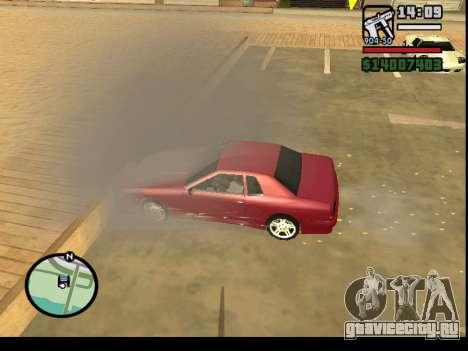 GTA V to SA: Burnout RRMS Edition для GTA San Andreas восьмой скриншот