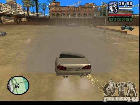 GTA V to SA: Burnout RRMS Edition для GTA San Andreas