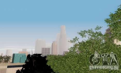 ENBSeries for low and medium PC для GTA San Andreas шестой скриншот