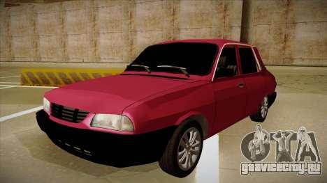 Dacia 1310 Berlina Tuning для GTA San Andreas