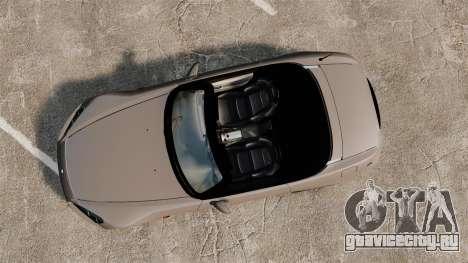 Honda S2000 для GTA 4 вид справа