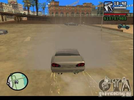 GTA V to SA: Burnout RRMS Edition для GTA San Andreas четвёртый скриншот