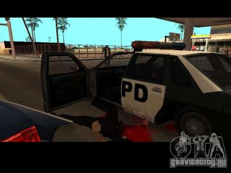 WeaponStyles для GTA San Andreas второй скриншот