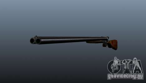 Двуствольное ружьё для GTA 4