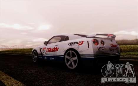 SA Illusion-S v5.0 - Final Edition для GTA San Andreas второй скриншот