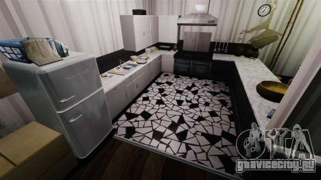 Стильная квартира Бохана для GTA 4 второй скриншот