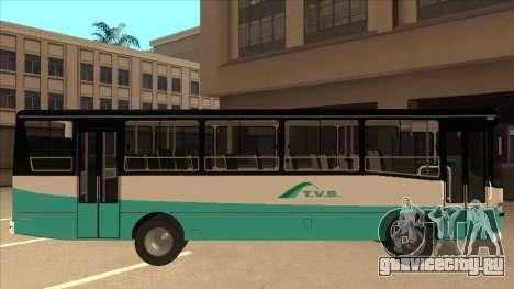Mercedes-Benz OHL-1320 Linea 237 для GTA San Andreas вид сзади слева
