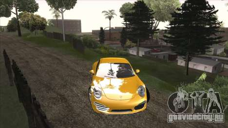 ENB для средних ПК от OlliTviks для GTA San Andreas пятый скриншот