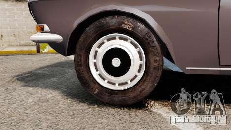 ГАЗ-2410 Волга v2 для GTA 4 вид сзади