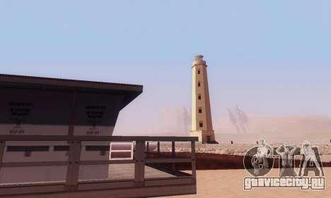 ENBSeries for low and medium PC для GTA San Andreas третий скриншот