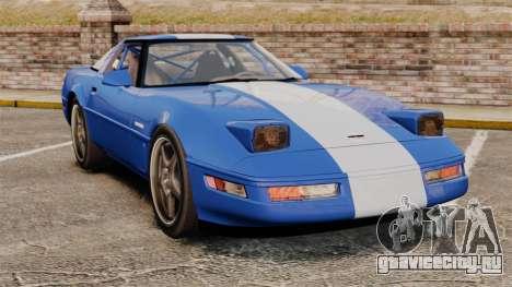 Chevrolet Corvette C4 1996 v2 для GTA 4