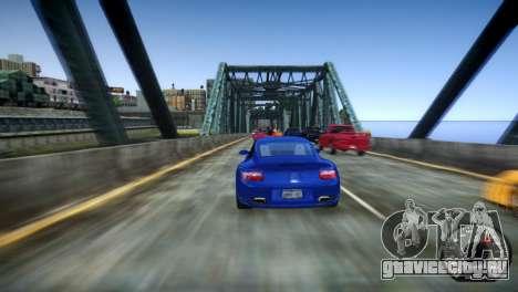 Графический мод Banner Graphics [OPEN BETA] для GTA 4 третий скриншот