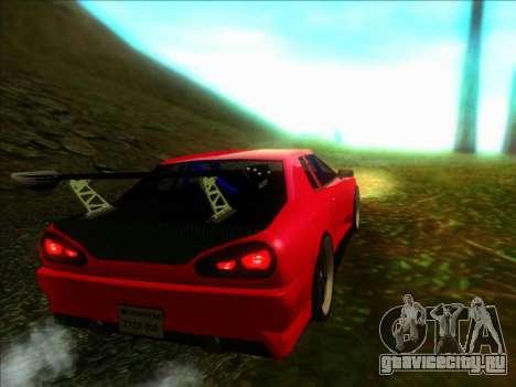 Elegy Drift Concept для GTA San Andreas вид слева