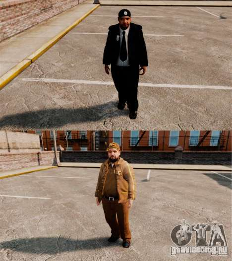 Службы New York City для GTA 4