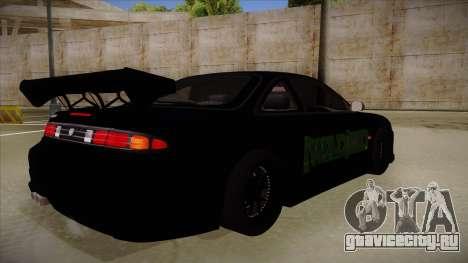 Nissan s14 200sx [WAD]HD для GTA San Andreas вид справа