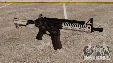 Автоматический карабин М4 VLTOR v5 для GTA 4