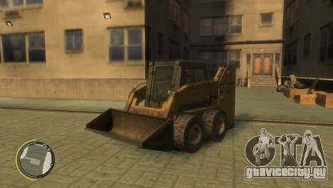 Погрузчик из BF3 для GTA 4