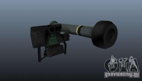 FGM-148 Джевлин для GTA 4 второй скриншот
