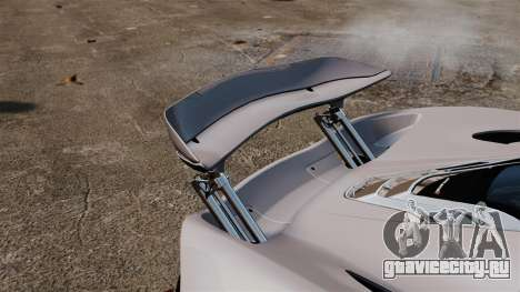McLaren P1 [EPM] для GTA 4 вид сбоку