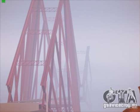 SA Graphics HD v 2.0 для GTA San Andreas третий скриншот