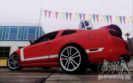 SA Illusion-S v5.0 - Final Edition для GTA San Andreas четвёртый скриншот