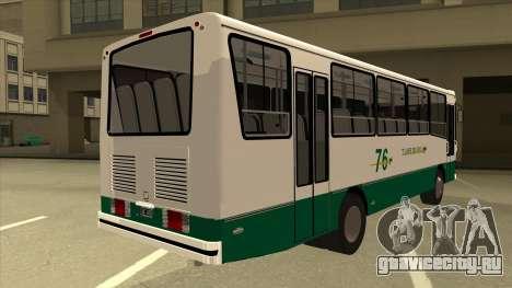 Mercedes-Benz OHL-1320 Linea 76 для GTA San Andreas вид справа