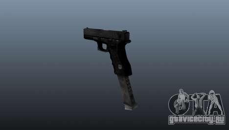 Glock 18 Akimbo MW2 v1 для GTA 4 второй скриншот