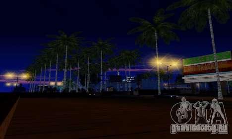 ENBSeries for low and medium PC для GTA San Andreas двенадцатый скриншот