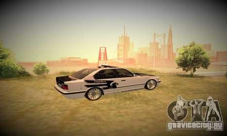 ENBSeries By DjBeast V2 для GTA San Andreas