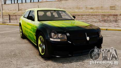 Dodge Magnum West Coast Customs для GTA 4
