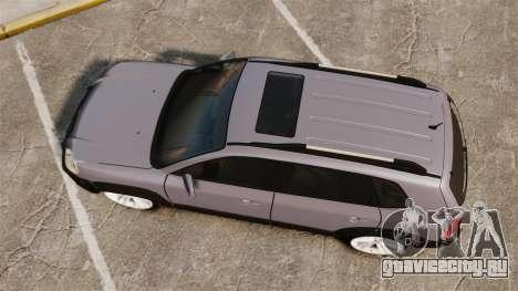 Hyundai Tucson для GTA 4 вид справа