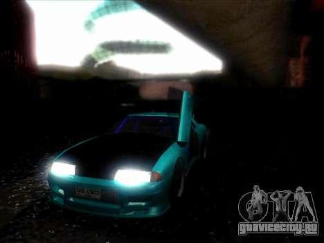 Elegy Drift Concept для GTA San Andreas вид сзади