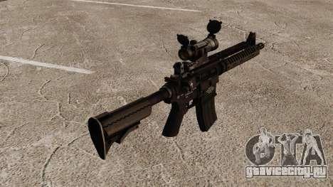 Автоматический карабин М4 VLTOR v2 для GTA 4 второй скриншот
