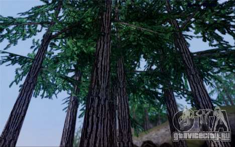 Новая растительность 2013 для GTA San Andreas седьмой скриншот