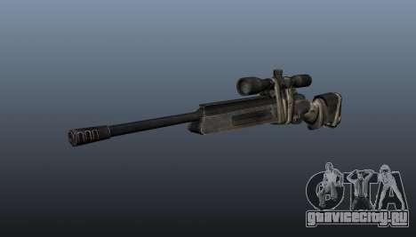 Снайперская винтовка Steyr Elite для GTA 4