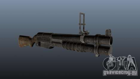 Гранатомёт EX-41 для GTA 4