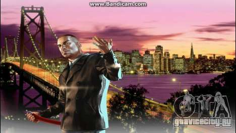 New IntroMusic LoadingScreen Menu Mega Pack v1.0 для GTA 4 третий скриншот