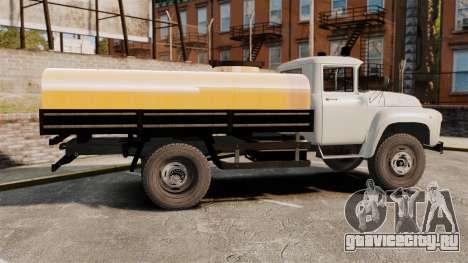ЗиЛ-130 КО-829 для GTA 4 вид слева