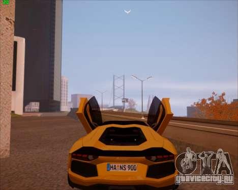 SA Graphics HD v 2.0 для GTA San Andreas пятый скриншот
