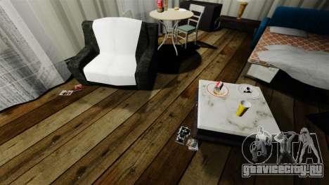 Стильная квартира Бохана для GTA 4 третий скриншот