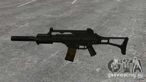 Автомат HK G36C v2 для GTA 4 третий скриншот