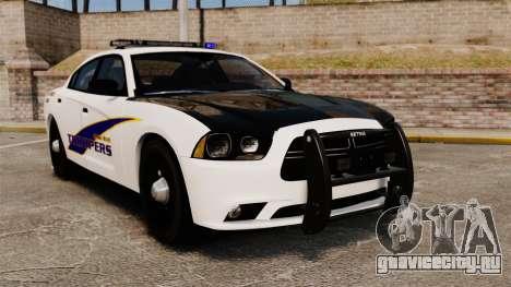 Dodge Charger 2013 AST [ELS] для GTA 4