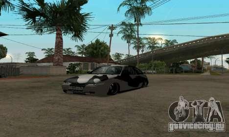 Лада 112 для GTA San Andreas