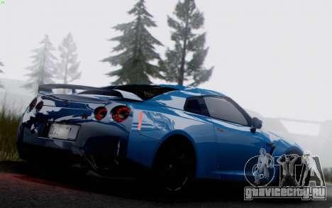 Сompelling ENBSeries v2.0 для GTA San Andreas четвёртый скриншот