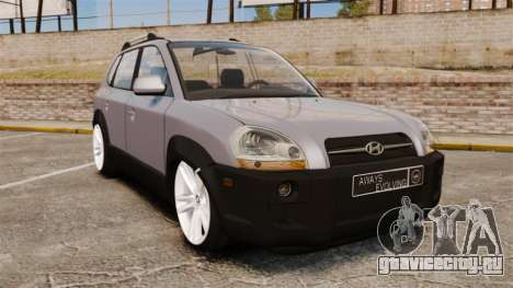Hyundai Tucson для GTA 4