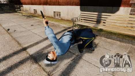 Судороги для GTA 4 третий скриншот