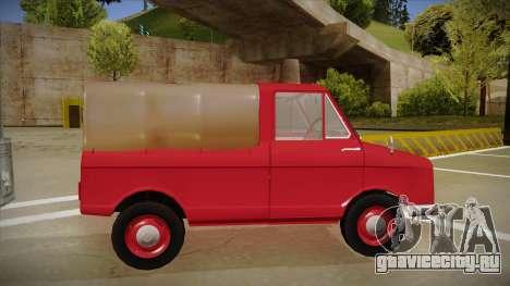 Suzulight Carry 360 для GTA San Andreas вид сбоку