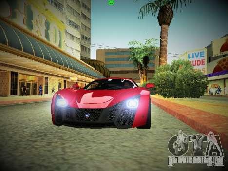 ENBSeries By DjBeast V2 для GTA San Andreas четвёртый скриншот