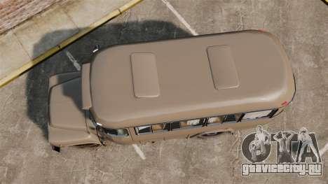 КАвЗ-685 для GTA 4 вид справа